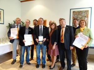 Bundesweinprämierung 2014 Freyburg